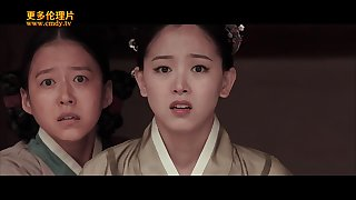 Asian historical feature-length film roughly naked Geishas