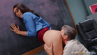 Deep anal be required of the seedy girl after she gives head