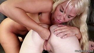 Schoolgirl aggravation fucking toys and gapes professor
