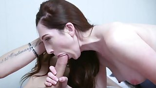 Family night orgy first time Cissy Soup For The Hole