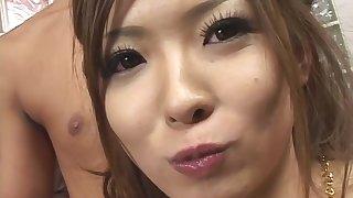 Yumi Ono Reiko Otsuka Tokyo Hot Toho Rushing Cum Swallow Milk Drinking Doll Feature Part 2