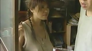 Japanese Asian Girl Voluptuous Carry the For Old Lover
