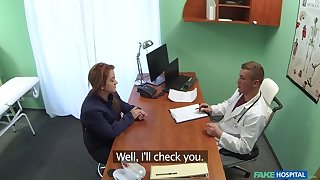 Doctor Fucks Patient Newcomer disabuse of Behind