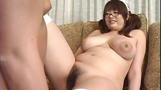 Japanese with gradual cunt, nude porn in amateur XXX
